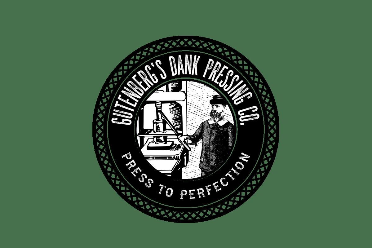 Gutenbergs Dank Pressing Co.