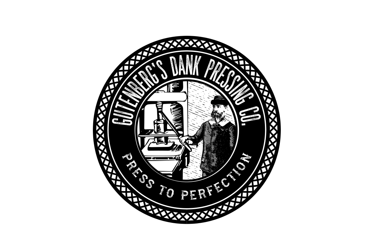 Gutenbergs Dank Pressing Co.