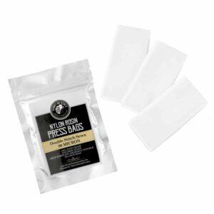 2x4 inch rosin press bags 90 micron