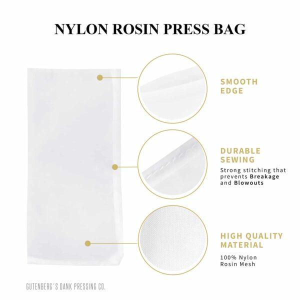 rosin bags info