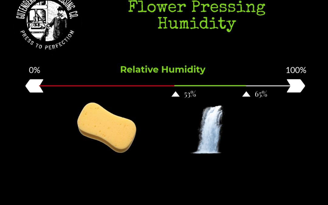 Flower Rosin Humidity