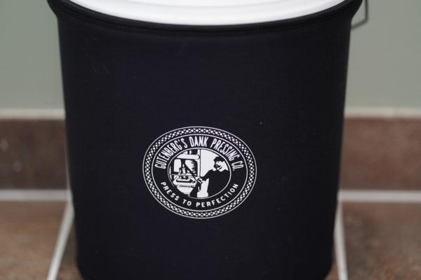 Ice Bucket Insulator Close Up